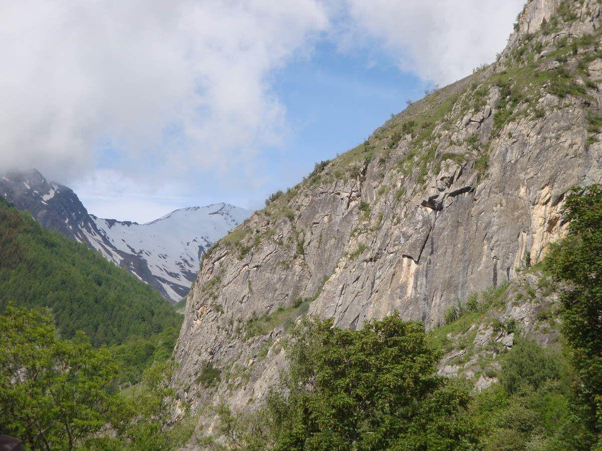En harley Davidson à PUNTA BAGNA à Valloire du 17 au 19 juin 2016 ( 573 kms au total ) : journée du samedi