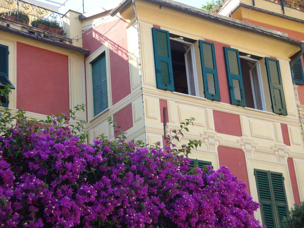 Week-end en Italie : Uscio, Reccol, Portofino, Vintimille.
