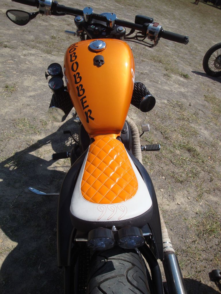 CELTIC MOTOR'S DAY en Harley Davidson