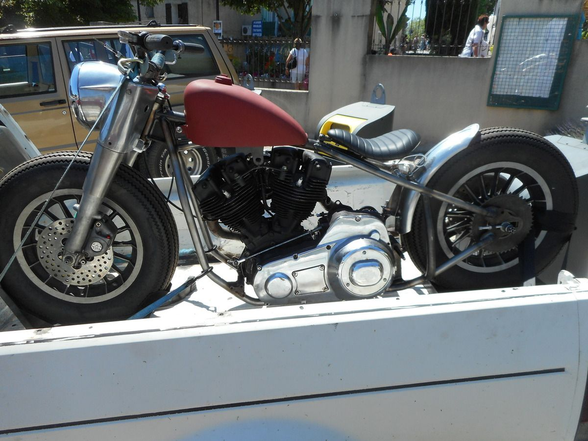 VERDON KUSTOM DAY en Harley Davidson
