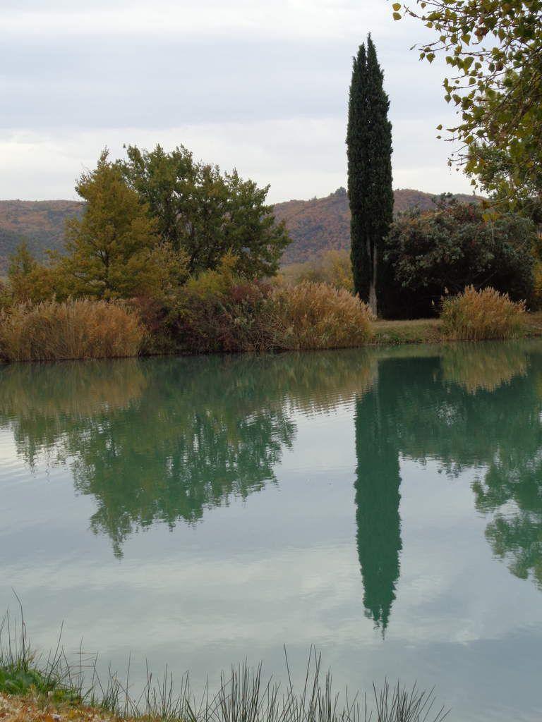 lac des Buissonnades, Oraison