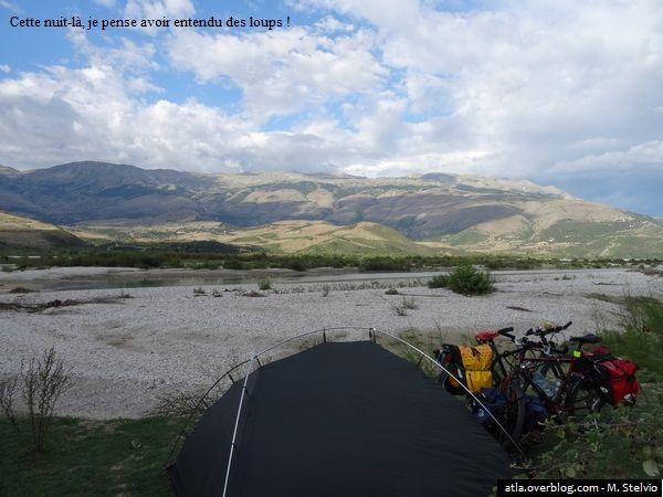 &quot&#x3B;Tour d'Europe à vélo 2015&quot&#x3B;, Episode 11 (Albanie)