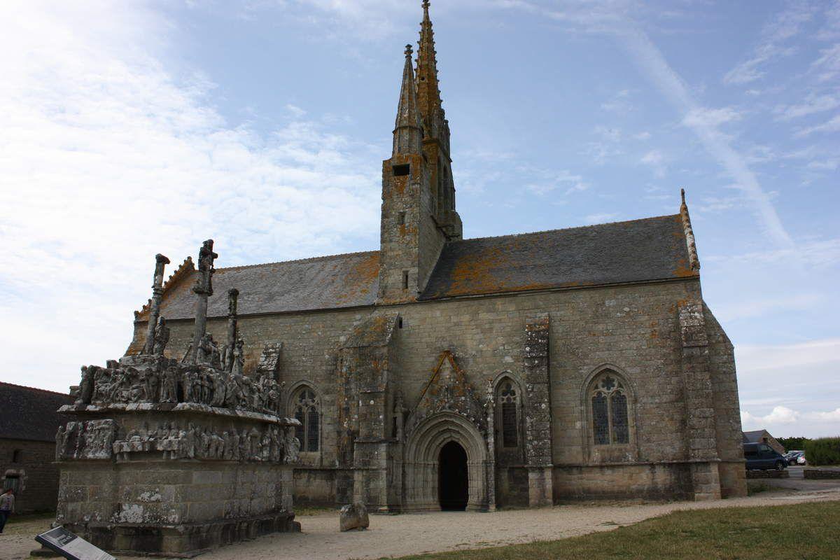 Notre Dame de Tronoen