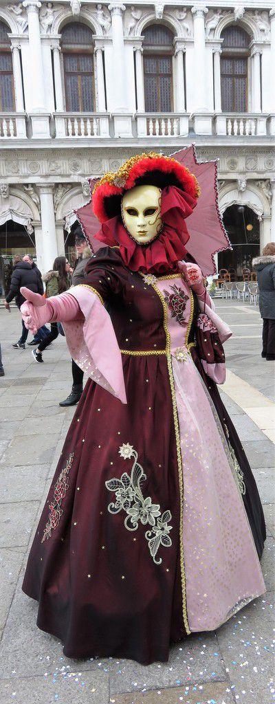 Venise, les costumes...
