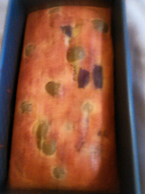 CAKES OLIVES VERTES FROMAGE
