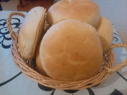 Petit pains au lait de coco