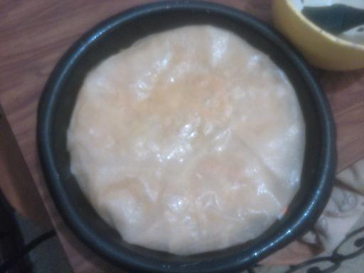 Pastilla au crabe