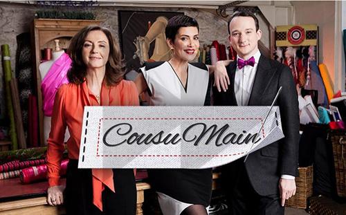 S05E15 / La question du 14/10 : Cousu main avec Cristina Cordula