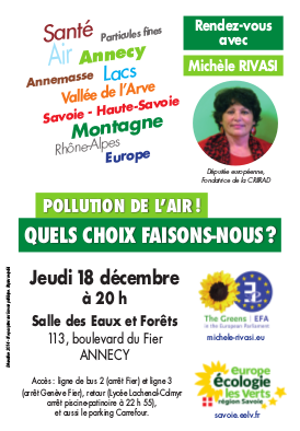 Pollution de l'air : quels choix faisons-nous ?