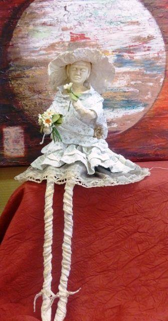 la dame de Martine de Romans .....