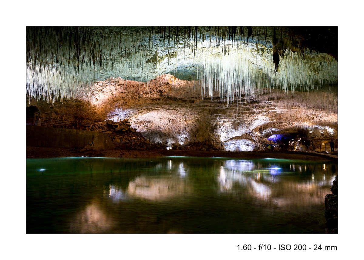 Les grottes de Choranche