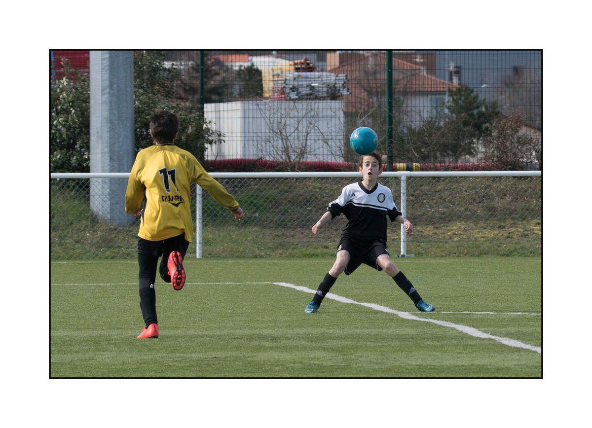 Foot Marcy Val'Lyonnais