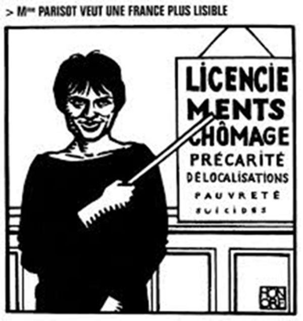 Couverture de CHARLIE HEBDO, N° 28 de Philippe HONORE
