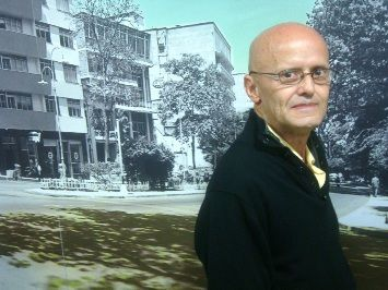 Rubén López Rodrigué,escritor y editor.