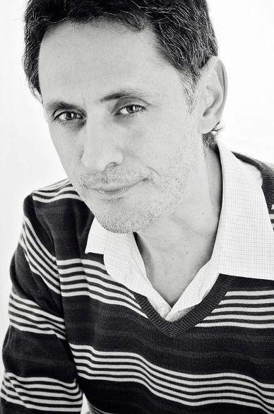 El escritor colombiano Pablo Montoya**
