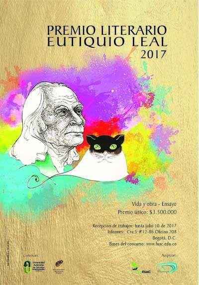 Convocatoria : IV Premio Literario Eutiquio Leal