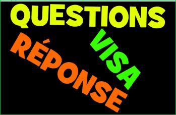 Visa conjoint de français et droit à travailler