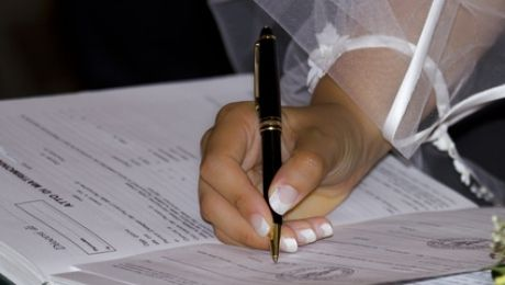 changer de nom aprs mariage - Demarche Apres Mariage