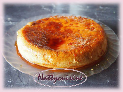 Flan Aux Oeufs Facile Cookeo Le Blog De Nattycuisine Over Blog Com
