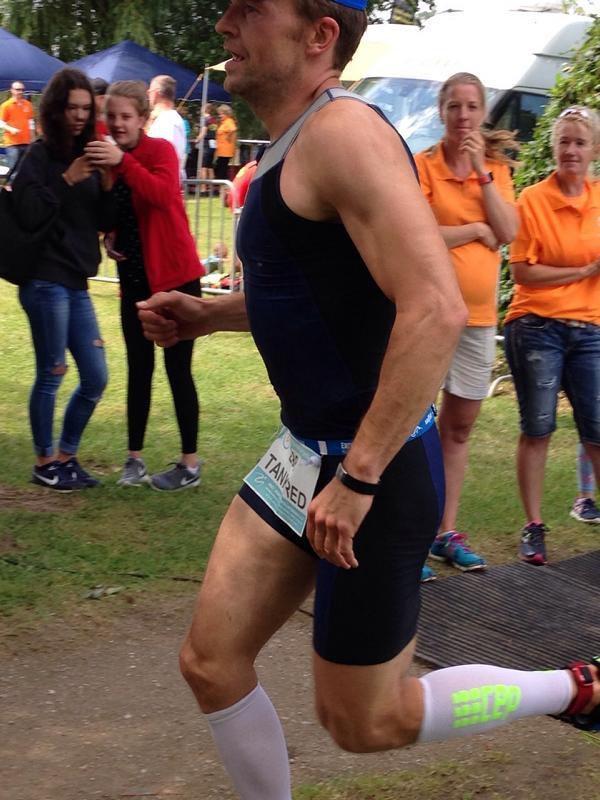 30. Müritz Triathlon am 25. Juli 2015 - beinahe DNF