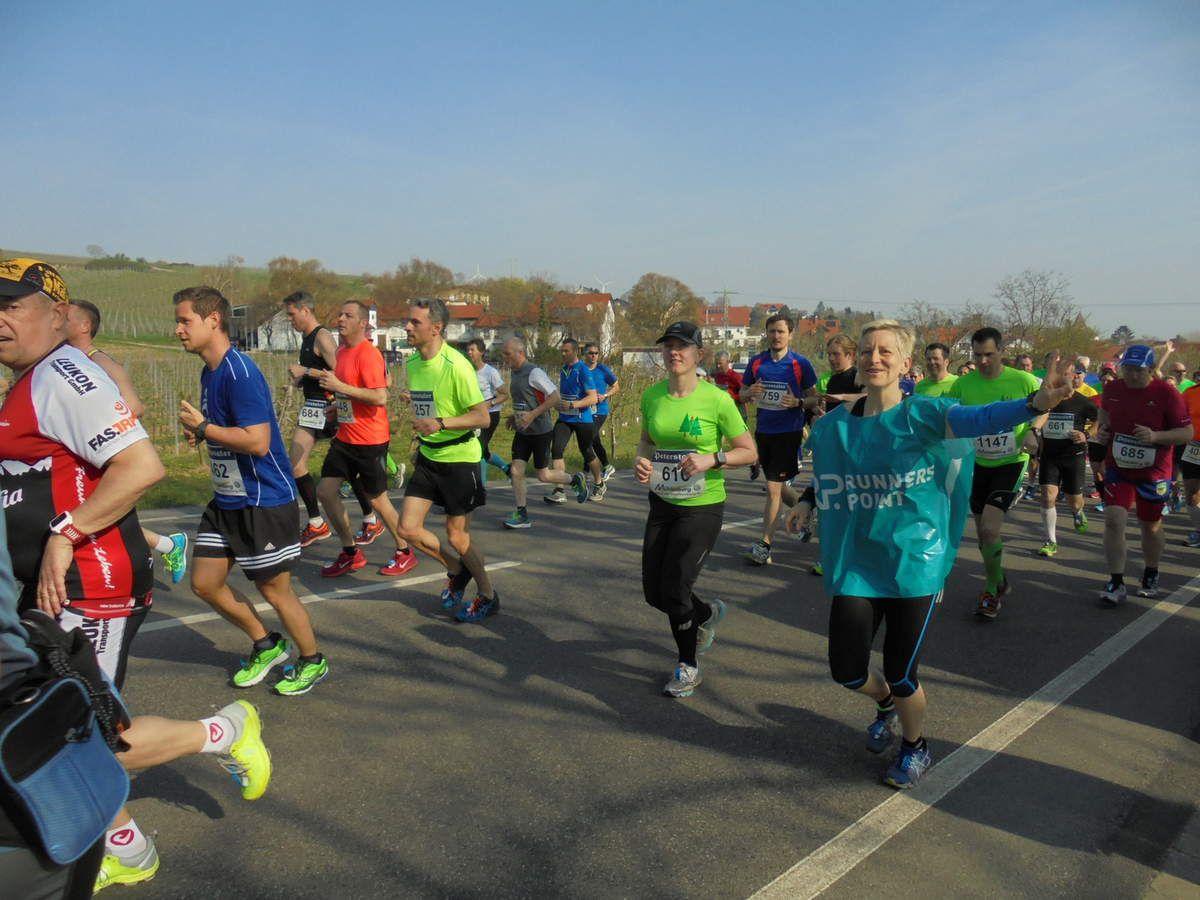 1o. Marathon Deutsche Weinstraße