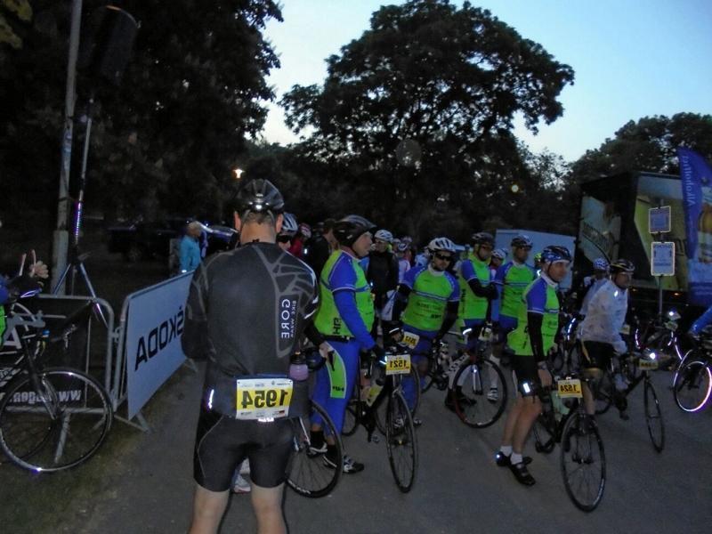 300 Km MSR Rennradtour