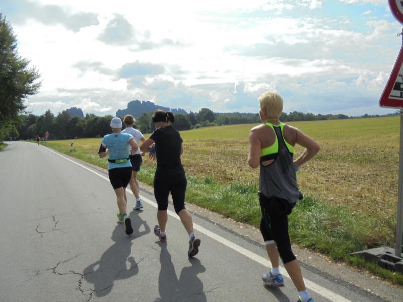 Panoramatour durch die Sächsische Schweiz 10-30-15 Km