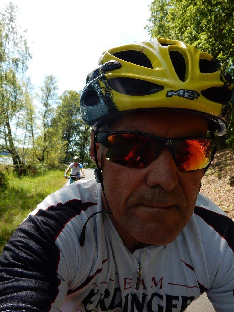 Bein- und Kopftraining für den letzten Safadi Triathlon am Werbellinsee