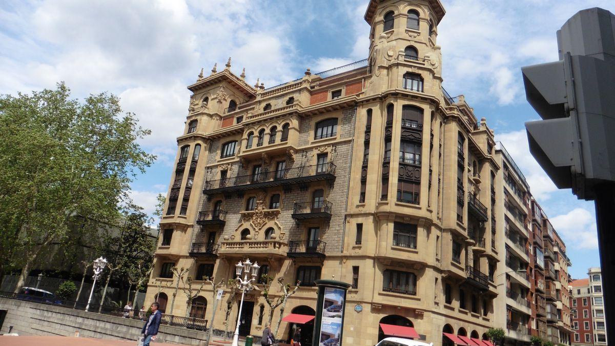 Bilbao... una perla de País Vasco español.-