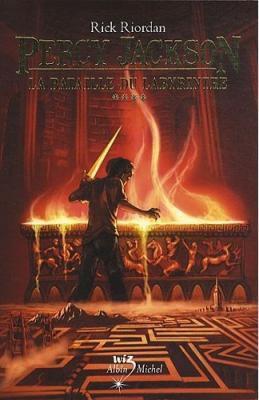 Percy Jackson, La bataille du labyrinthe