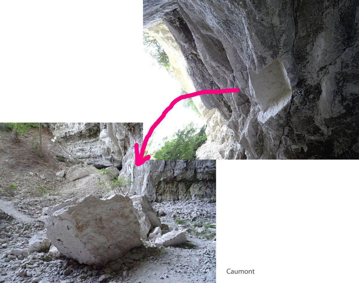Les risques des carrières et falaises  de la Vallée de Seine - Les Essentiels Connaissance