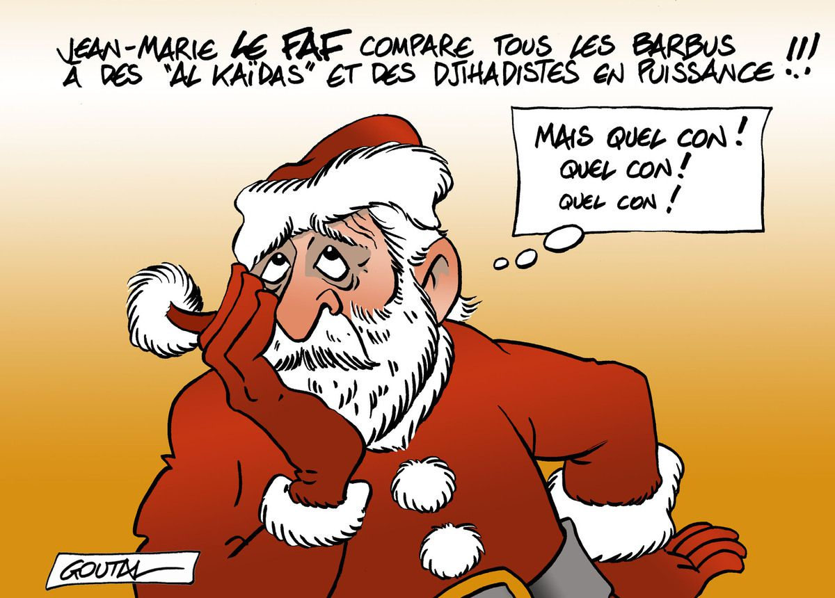 Con de Noël