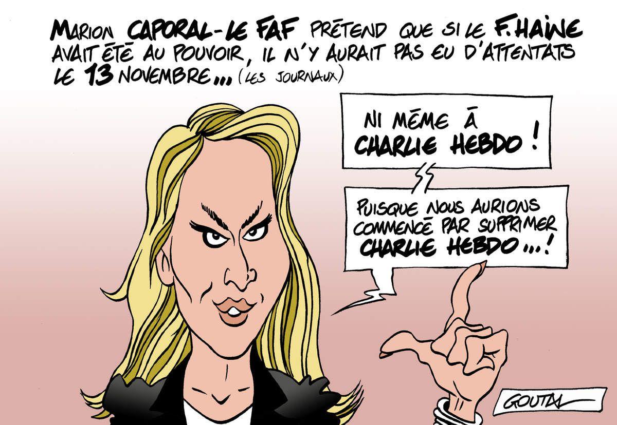 Marion CAPORAL-LE FAF