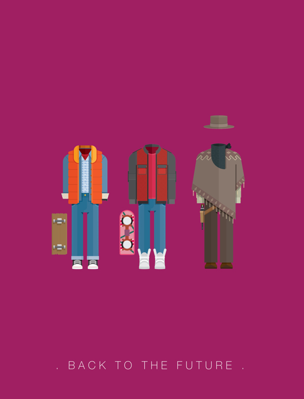 Wallpapers Back To The Future Avec Marty Mcfly Mister Tips