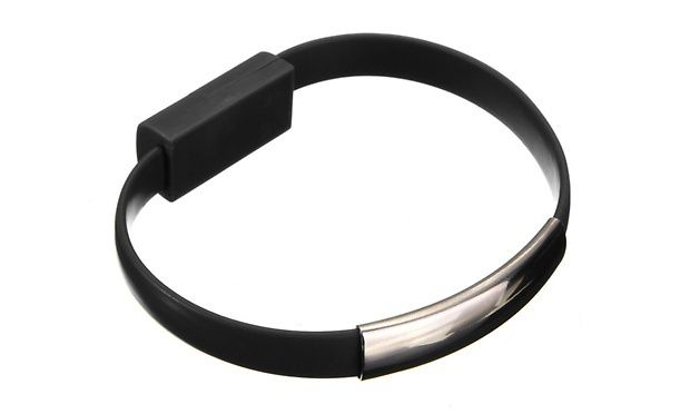 #BonPlan   Un bracelet-chargeur + une batterie externe portable pour 5,99€ !