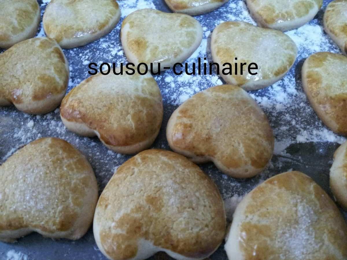 Halwat Tabaa3 ou gâteau aux œufs
