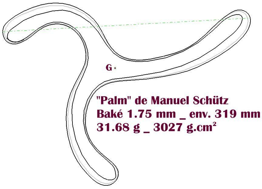 le plan du MTA PALM de Manuel SCHÜTZ (Droitier bien sur)