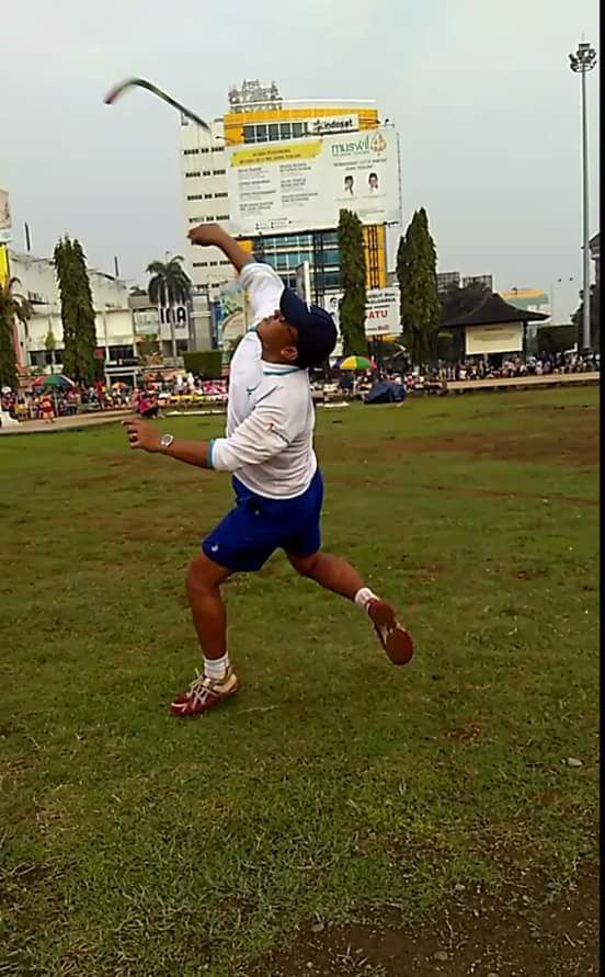 Boomerang in Indonesia