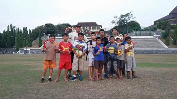 Boomerang activities communicated by Fadjar