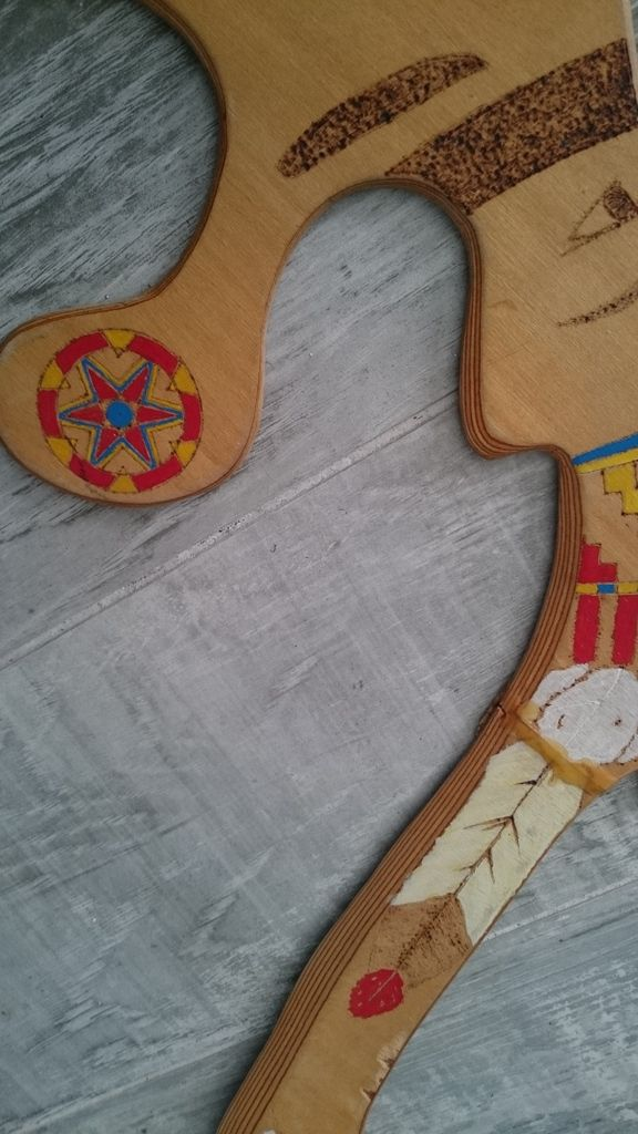 Mega boomerang