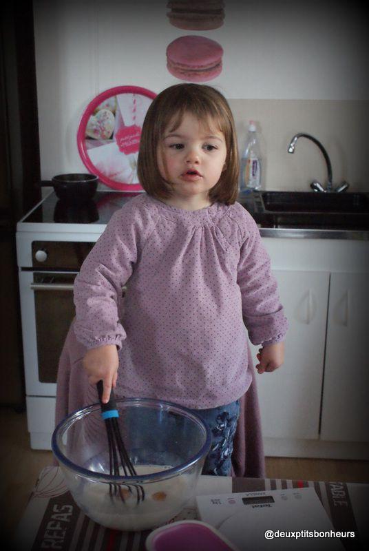 Les pioupious en cuisine #1