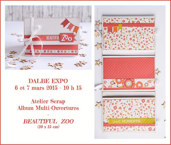 "Salon DALBE EXPO - ""Beautiful Zoo"""