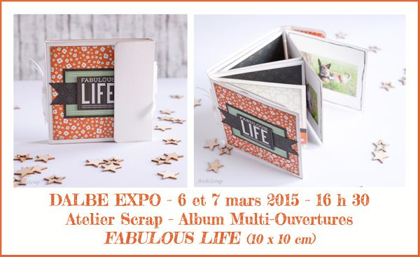 Salon DALBE EXPO - &quot&#x3B;Fabulous Life&quot&#x3B;