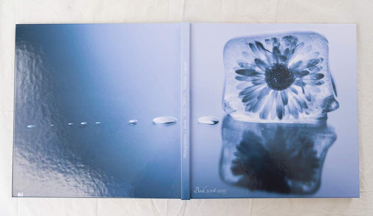 J'ai testé un Livre photo chez Saal Digital