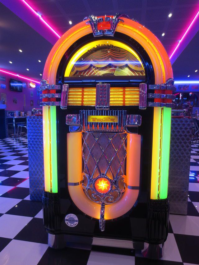 Juke box Music: Goldies, but goodies