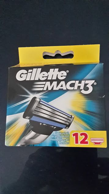 Humour Gillette: Un English n'a plus de lames