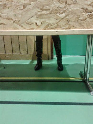 Humour Prostitué: Dure la chute
