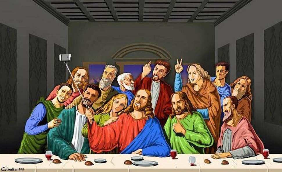 Jésus, les 11 apôtres et Marie-Madeleine amoureuse? : version 2015
