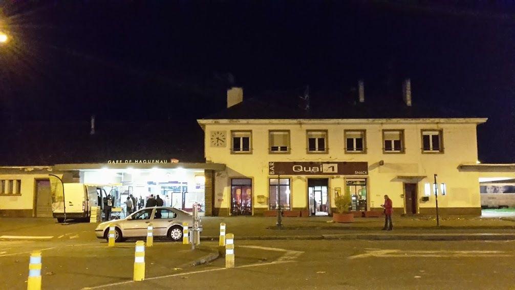 Gare de Haguenau