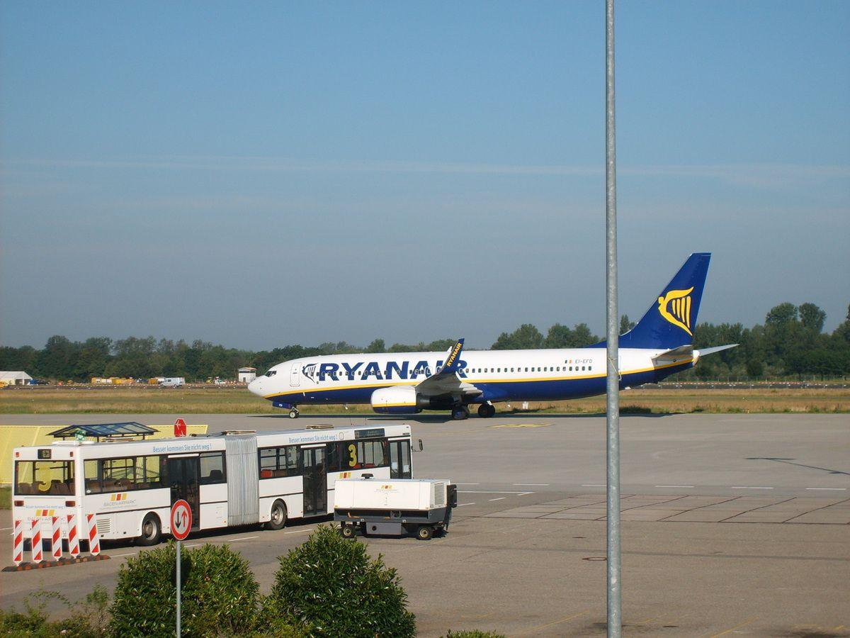 Ryanair Baden Airport
